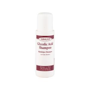 Skinhelper Shampoo antiforfora con Acido Glicolico forfora seborrea