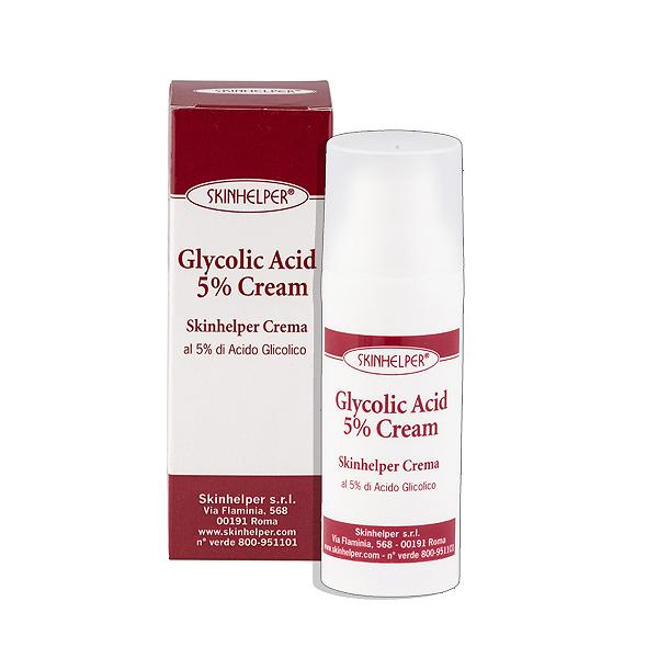 Despertar Joven árbitro  Crema al 5% di Acido Glicolico con azione esfoliante - Skinhelper
