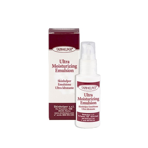 Skinhelper emulsione ultraidratante pelle secca disidratata